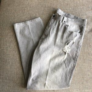Light Wash | Gently Distressed Jeans
